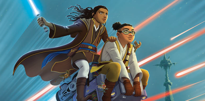 Star Wars: The High Republic: Race to Crashpoint Towerreview!