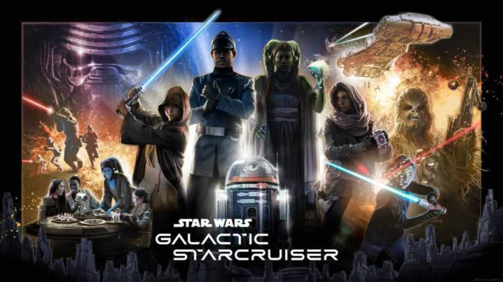 New poster released for upcoming Star Wars: Galactic Starcruiser hotel at Galaxy'sEdge