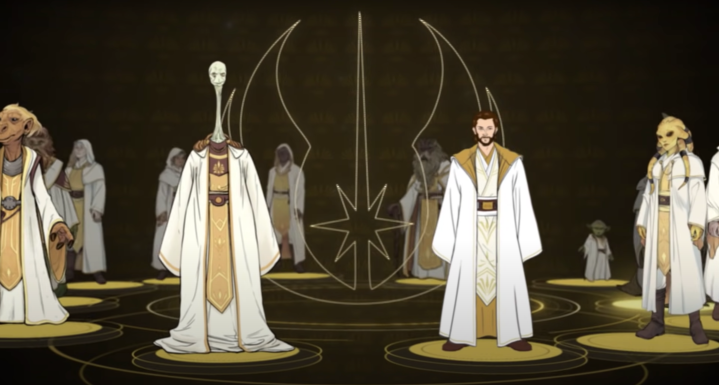 We now know the members of the Jedi High Council during the High Republicera!