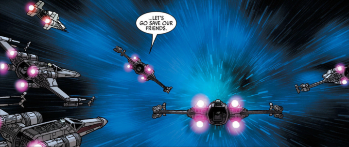 War of the Bounty Hunters: Star Wars #15 gives us a fun and interesting story about LukeSkywalker