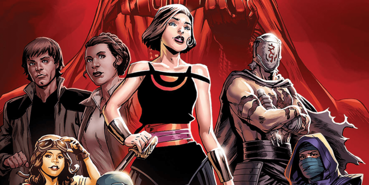 A new comic miniseries about Qi'ra, Star Wars: Crimson Reign, is coming later thisyear!
