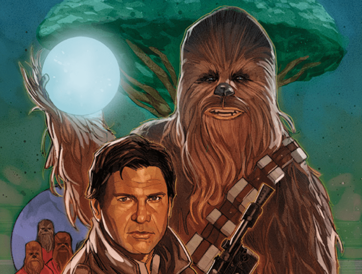 A new Star Wars one-shot comic is coming, and it's all about LifeDay!