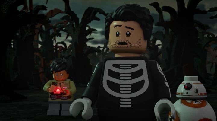 LEGO Star Wars Terrifying Talesreview!
